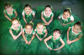 Arts Ballet Academy Students will present The Wonderful Wizard of Oz in April 2012
